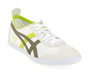 check out 24b90 33edb Image is loading Womens-Onitsuka-Tiger-Mexico-66-VULC-D3A8N-0186-