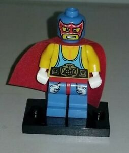 Brand New Lego Wrestler Minifigure