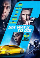 6 Ways to Die (DVD, 2015)