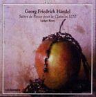 "Georg Friedrich H""ndel: Suites de Pieces le Clavecin, 1720 (CD, Jun-2003, 2 Discs, CPO)"