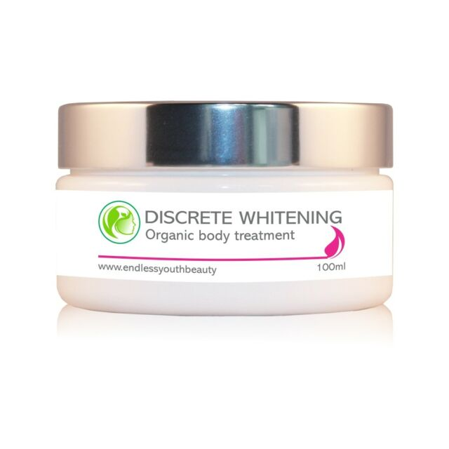 Discreet Intimate Anal & Vaginal Skin Whitening Lightening Bleaching Cream 100ml
