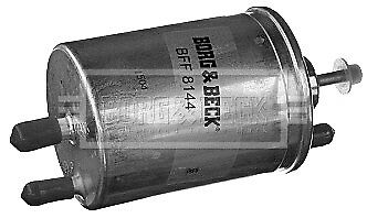 Fits Mercedes SL R230 350 Genuine Borg /& Beck Engine Air Filter