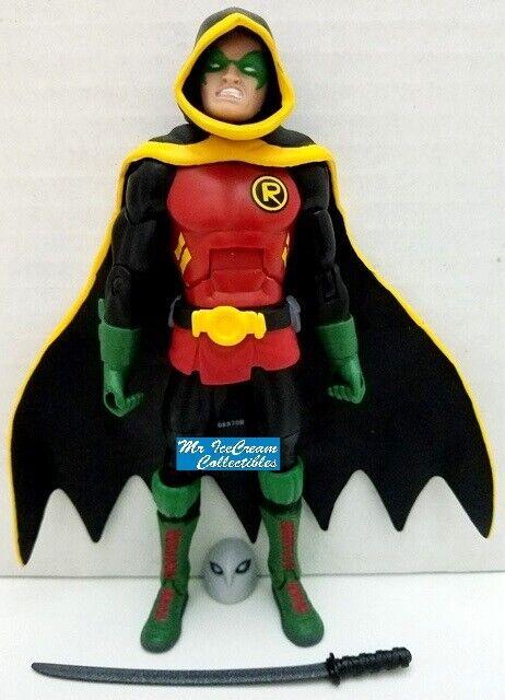 DC Comics Multi-Univers KING SHARK série Teen Titans Robin guerre Damian Wayne