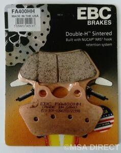 EBC Sintered FRONT Brake Pads 08 to 10 Harley Davidson FXSTC Softail Custom
