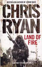 Land Of Fire,Ryan, Chris,New Book mon0000053366