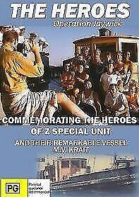 THE-HEROES-OPERATION-JAYWICK-MV-KRAIT-Z-Special-Unit-Singapore-WWII-DVD