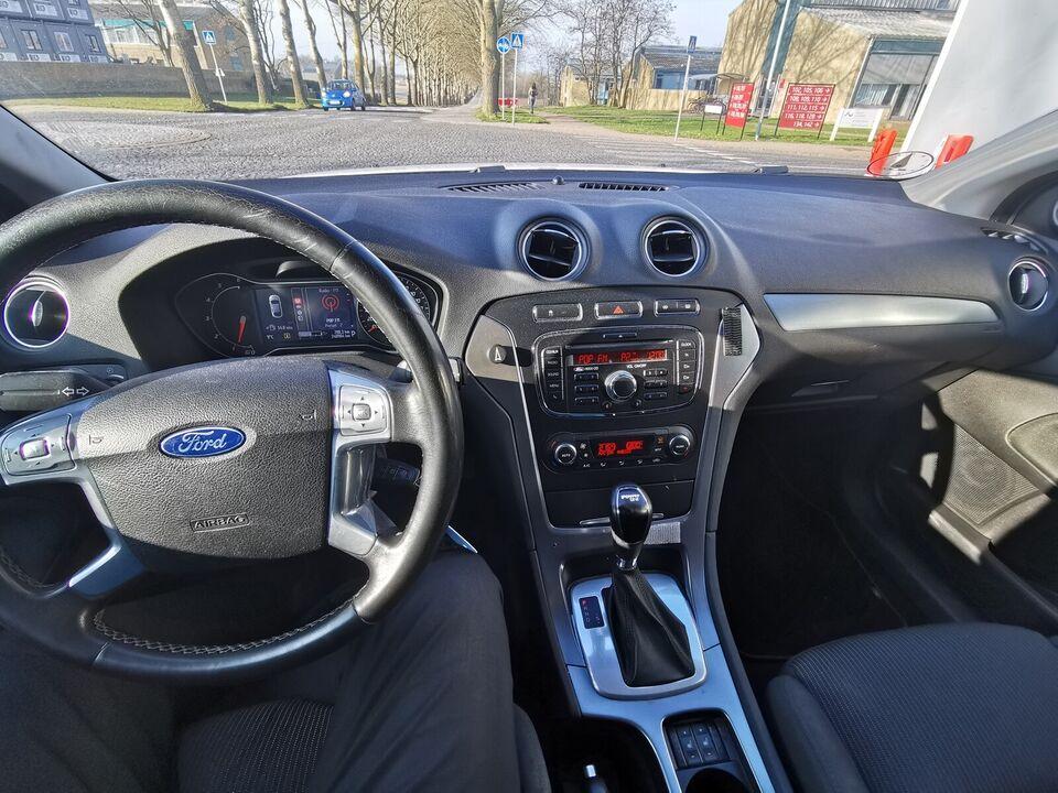 Ford, Mondeo, Diesel