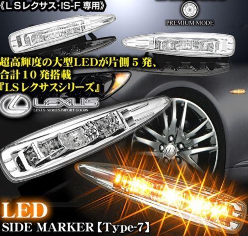 2009 Lexus Gs 460 For Sale: 2007 2008 2009 LEXUS GS350 GS430 GS450h GS460 JDM LED
