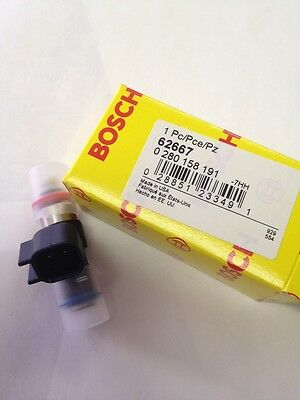 Bosch Fuel Injector 62667 fit Edge Explorer F150 Mustang MKX 0280158191 NEW 6