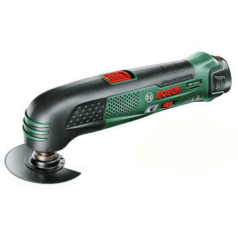 Bosch Akku-Multifunktionswerkzeug PMF 10,8 LI inkl. Akku 2,0 Ah, Ladegerät