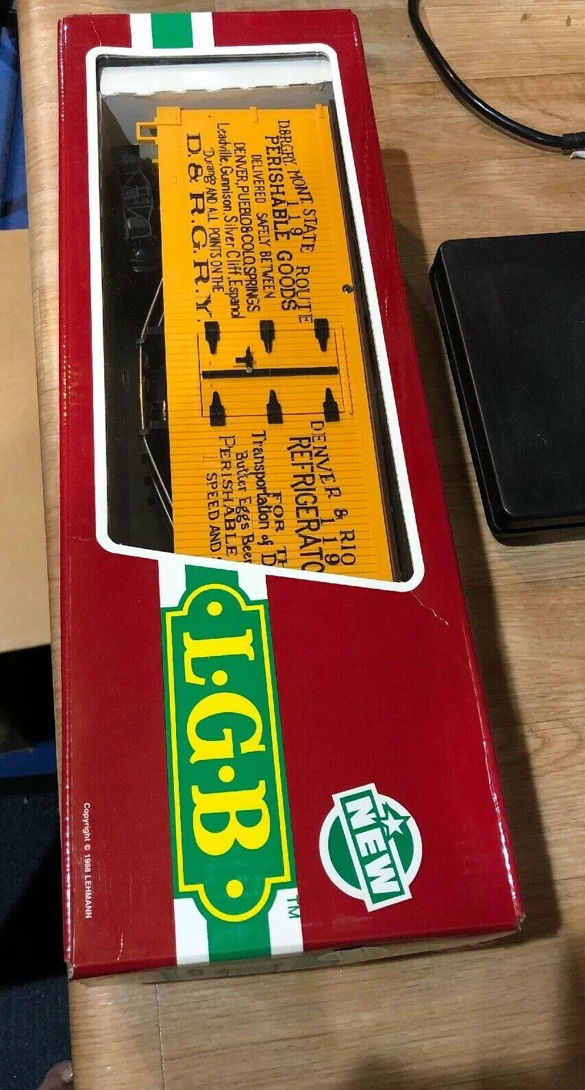 descuento de ventas en línea C) LGB 4175 Denver Rio Grande 119 artículos artículos artículos perecederos Coche Nuevo  punto de venta en línea