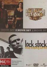 Death Race / Lock Stock & Two Smoking Barrels 2-Movie Park Region 4 VGC