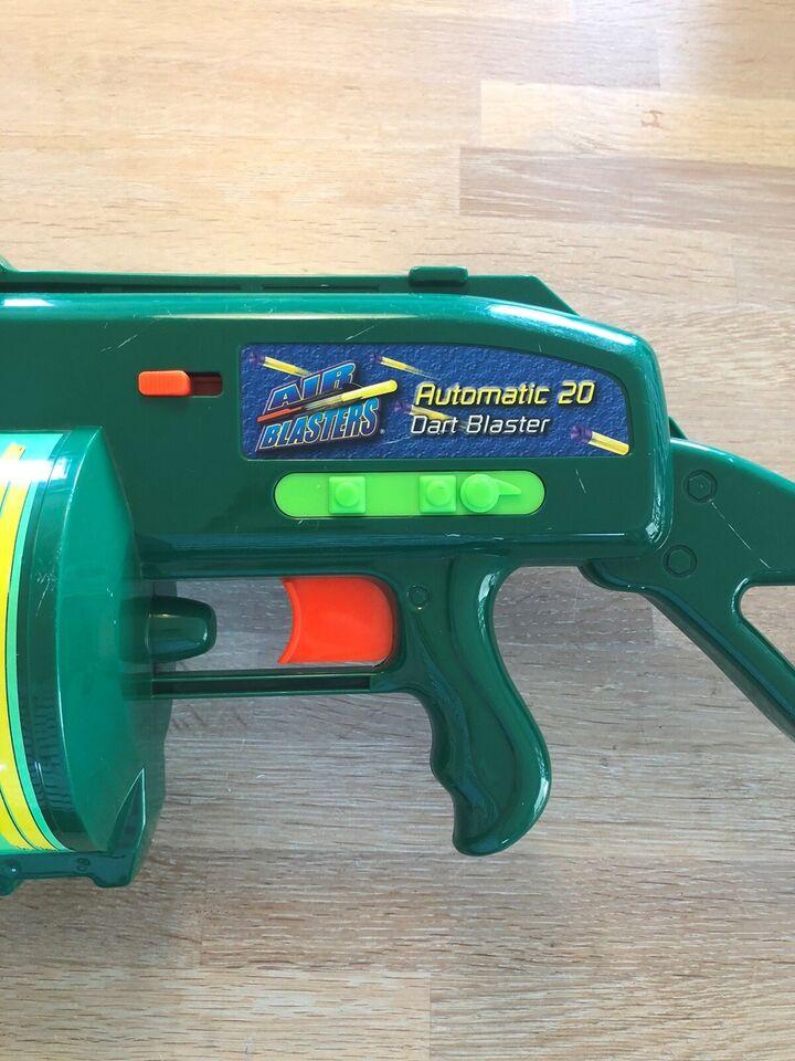 Våben, Air Blasters, Air Blasters