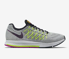 NIKE AIR ZOOM PEGASUS 32 Running Trainers Gym Casual - UK 8.5 (EUR 43) Platinum