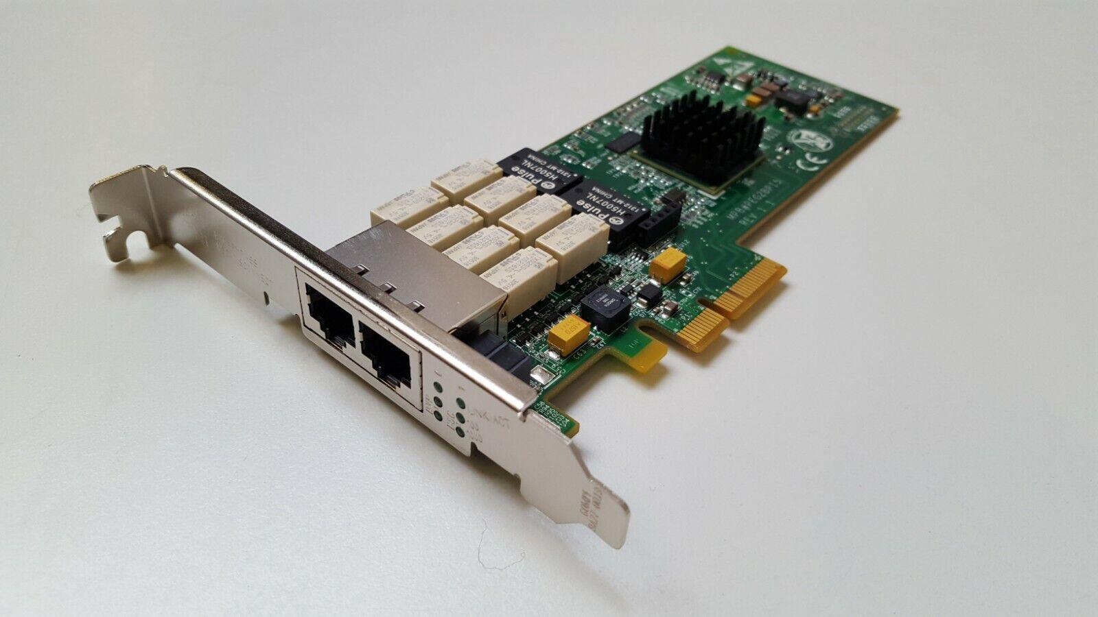 Dell SI, EMEA, CRD, Ntwk, PCIe, Silicom PEG2BPI5 (FWD9W)