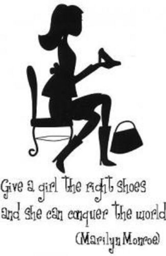 Creative Expressions Pre-Cut Rubber Stamps FEMALE /& QUOTES Girl Lady *