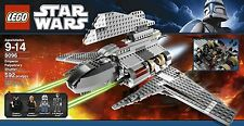 Brand New LEGO Star Wars 8096 Emperor Palpatine's Shuttle w/3 Unique Minifigures