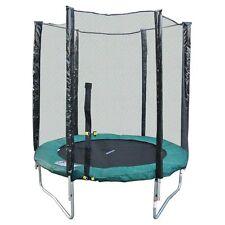 Super Jumper 6 ft. Trampoline with Enclosure, Blue, 3.2