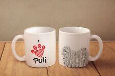 """Puli - ein Becher """"I love"""" Subli Dog, DE"""