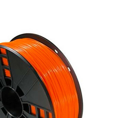 3d Printers & Supplies Learned 3d Printer Filament 0.8kg 3mm Abs Organic Betelgeuse Orange Computers/tablets & Networking