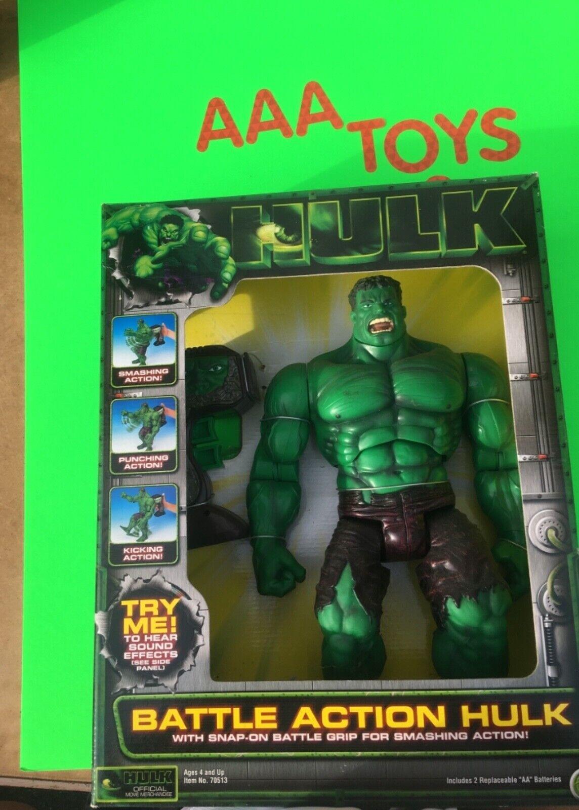 Hulk batalla Acción Hulk W batalla Agarre Para rompiendo Acción Nuevo