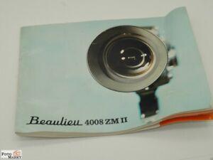 Anleitung-Bedienungsanleitung-Deutsch-Beaulieu-4008-ZM-II-Filmkamera-55-Seiten