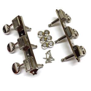 Wilkinson-Nickel-3x3-Strip-Style-Vintage-Guitar-Tuners-WJ-15-N