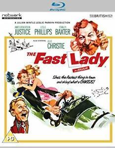 FAST LADY RESTORATION BLURAY [DVD][Region 2]
