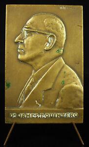 Medal-James-T-Quintero-Orthopedics-Dento-Facial-Fernand-Michael-Sc-1953-Medal