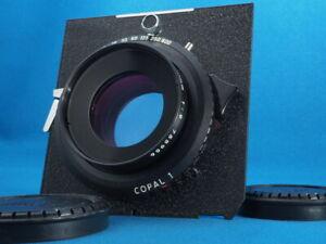 lt-NEAR-MINT-gt-Nikon-Nikkor-M-300mm-f-9-Grossformat-8x10-Objektiv-Copal-1-Verschluss-113