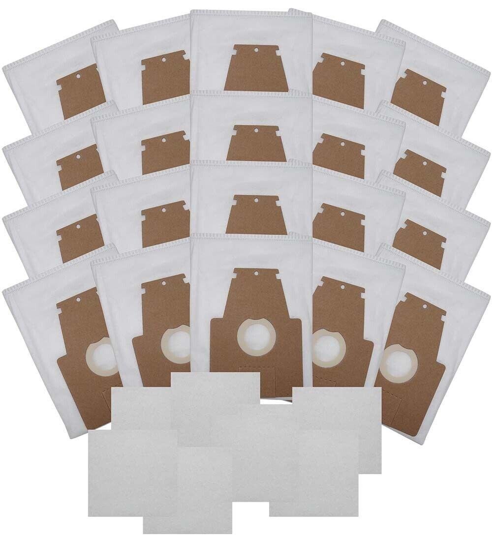 10x Staubsaugerbeutel Papier für Siemens VZ 41 AF G Siemens VZ 41 G XXL P 4