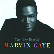 Marvin Gaye Very Best Of CD NEW I Heard It Through The Grapevine/What's Going On