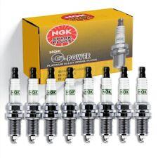 8 pcs NGK V-Power Spark Plugs for 2012-2015 Chevrolet Camaro 6.2L 7.0L V8 kk