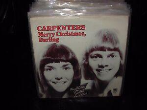 image is loading carpenters merry christmas darling mr guder pop 7