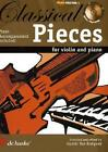 Classical Pieces for Violin and Piano, m. Audio-CD (2010, Taschenbuch)