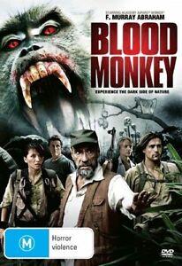 Blood-Monkey-DVD-Region-4-EX-RENTAL