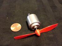 Motor Dcr Propeller Solar Rpm 1.5v To 6v 140 Kd086 Prop B6