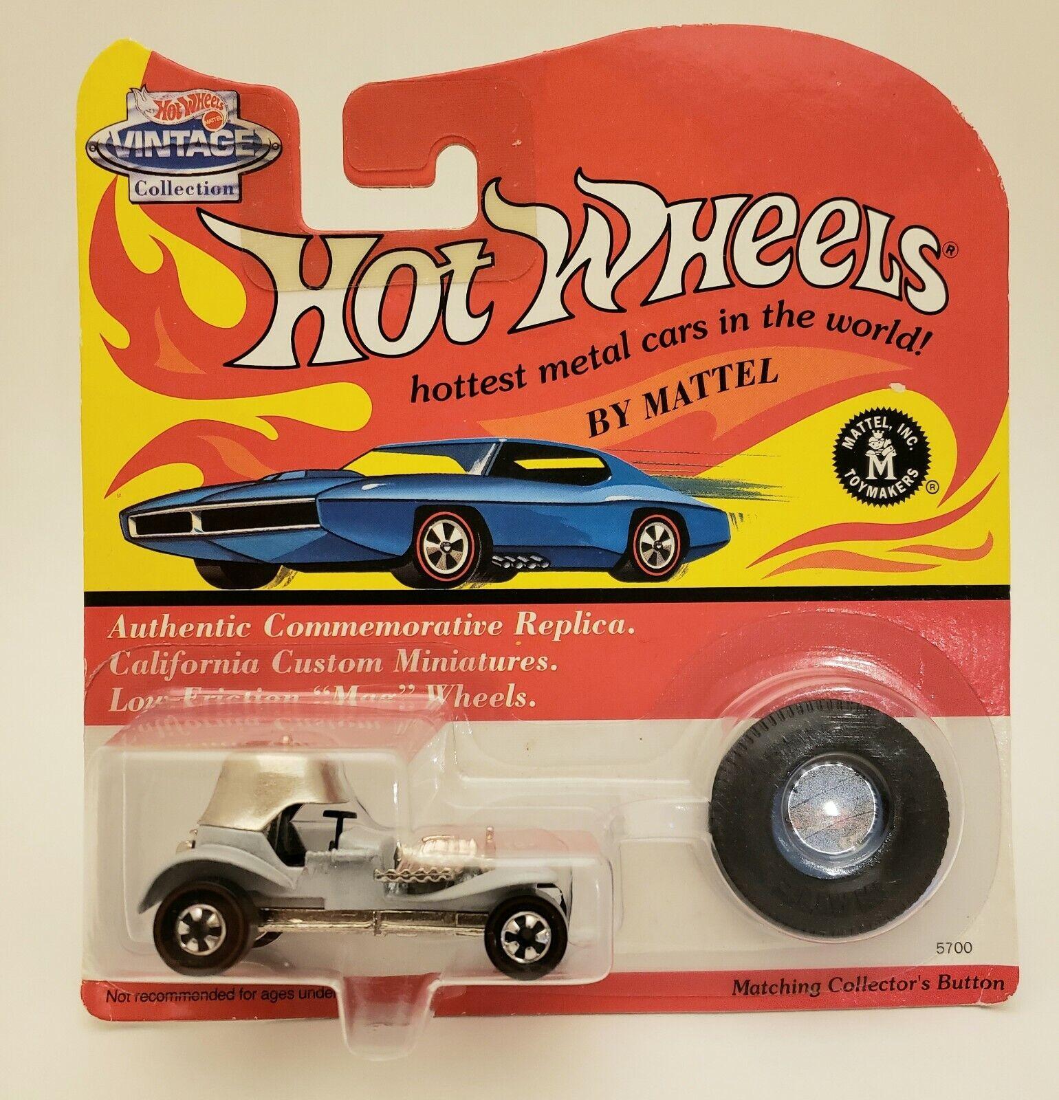El 25° aniversario de Hot Wheels es nuevo.