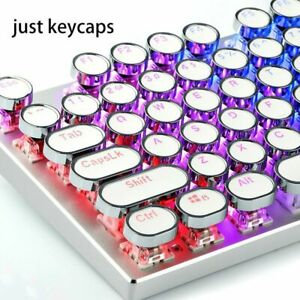 Keyboard-Mechanical-Gaming-104-Keys-Wired-Usb-Rgb-Led-Backlight-KEYCAPS-ONLY