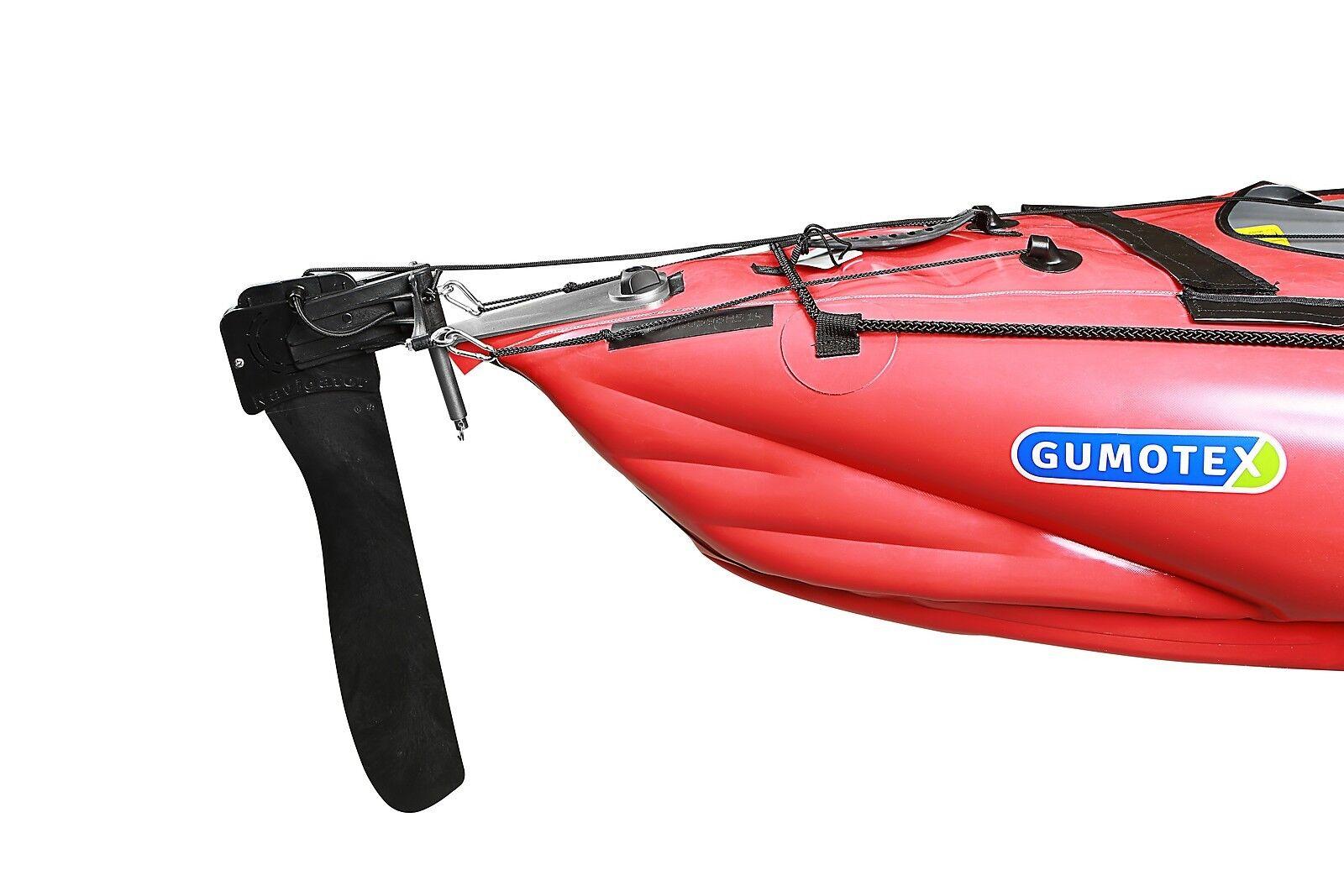 Gumotex Seawave Steueranlage für Gumotex Gumotex für Kajak SchlauchStiefel Luftkajak Seawave 5a7621
