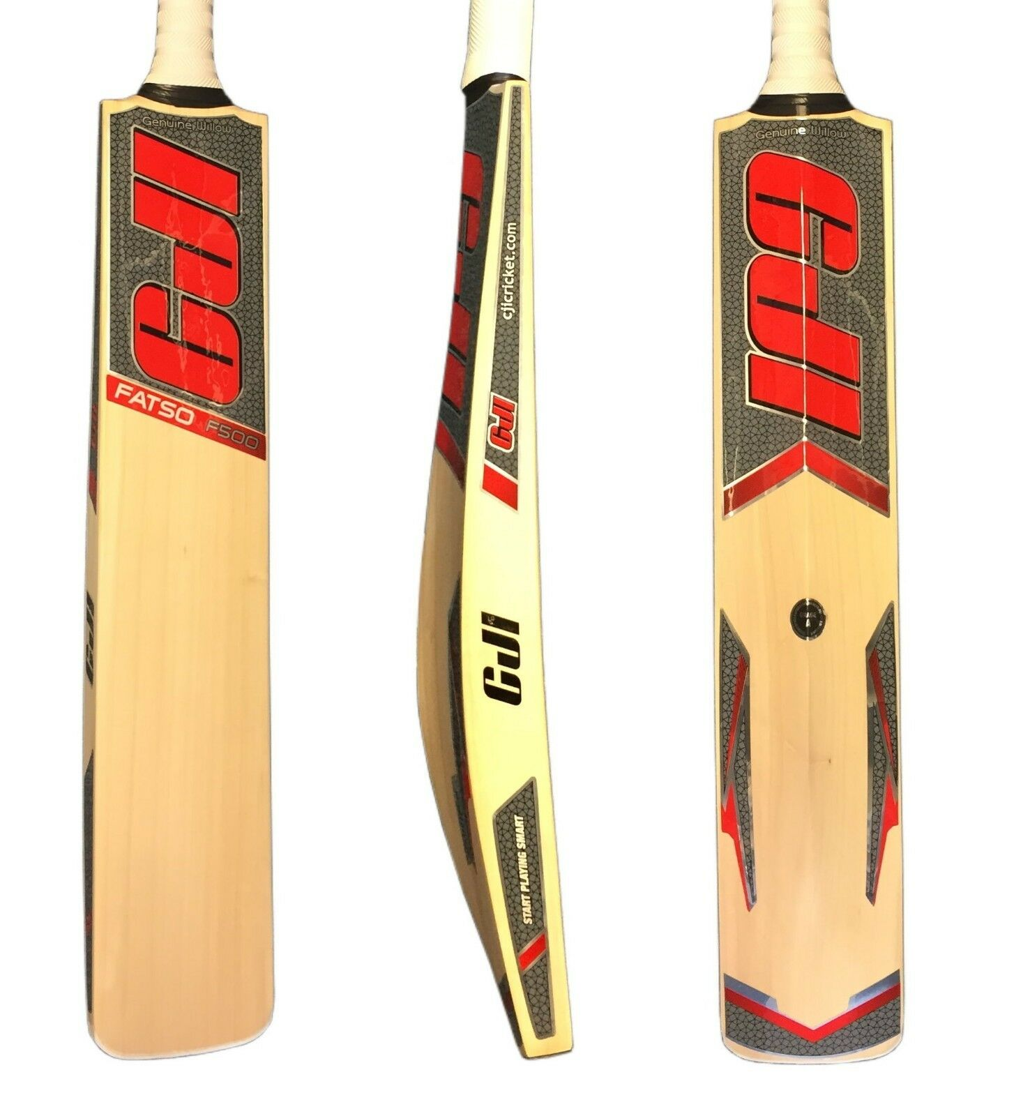 LATEST CJI FATSO F500 LIMITED EDITION RED Full Size weight 3lb 4ozs + Extras
