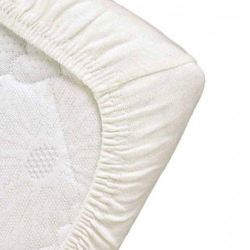 70 X 140 CM blanco 2 X Cuna Cama Sábanas 100/% Algodón Muy Suave