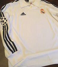 Real Madrid Large Retro Remake Zidane 5 2002 centenary Shirt Champions League