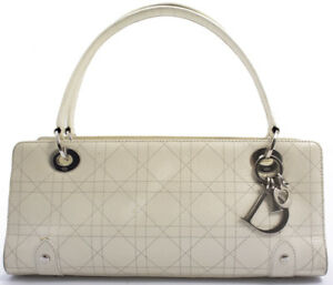 nuovi stili 39af5 6d27b Christian DIOR LADY DIOR BAG BORSA Cannage A TRACOLLA SHOULDER ...