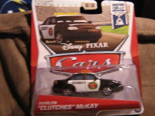 "DISNEY CARS PISTON CUP SERIES MARLON /""CLUTCHES/"" MCKAY"