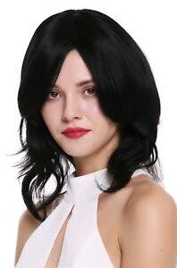 Peruecke-Damenperuecke-schulterlang-voluminoes-gewellt-Scheitel-schwarz-SA089-1