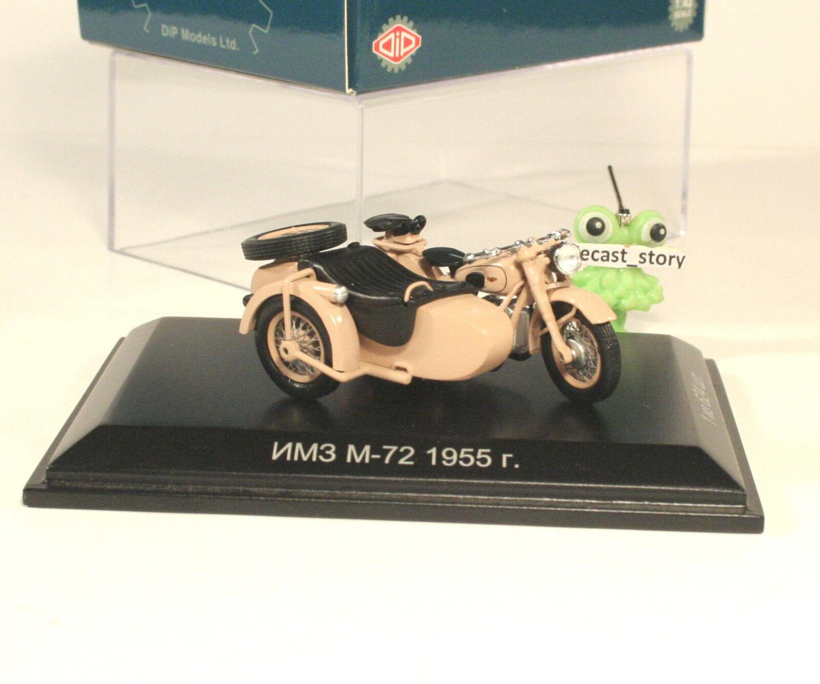 1 43 IMS m-72 russian ex moto BMW r71 DIP MOTORCYCLE spark ussr urss urss