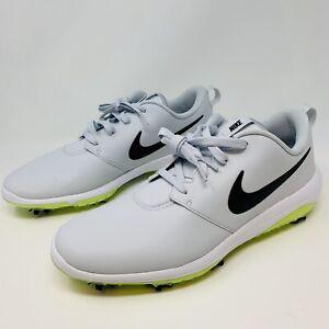 Turista Increíble tengo sueño  Nuevas Nike Roshe G Tour Zapatos De Golf Para Hombre AR5580-002 gris  claro/Negro Talla 8.5 | eBay