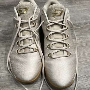 4ff6c8c16d6263 Mens Air Jordan CP3.X AE Light Orewood Brown Metallic Gold Gum ...
