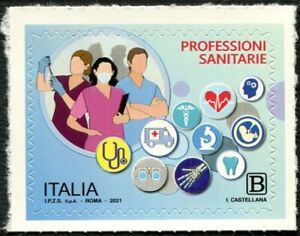 ITALIA 2021: Professioni sanitarie